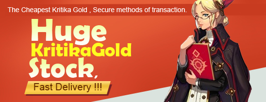 Cheap Kritika Gold